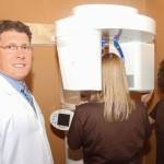 Dr. Mike and CEREC Machine