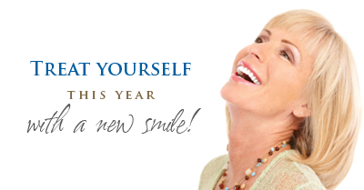 treat yourself to a new smile